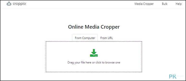 croppio線上媒體裁切工具1