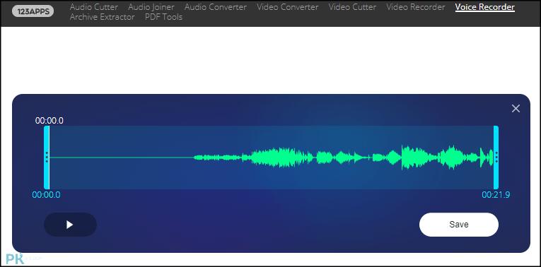 免費線上錄音工具5