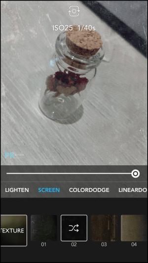 Rookie-Cam照片顆粒App2
