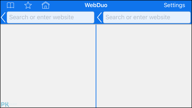 WebDuo-Pro雙開手機瀏覽器App1