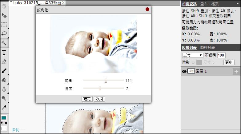 Piconion線上免費圖片處理工具4