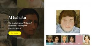 快來玩#aiarttokyo!把你的照片變成古人肖像,看看自己的古典畫像,AI藝術家。
