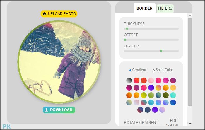 Profile-Picture-Maker圓形頭像產生器3