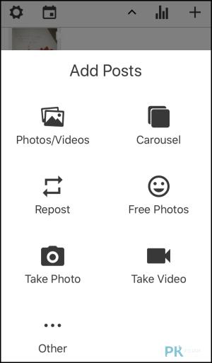 Preview免費ig預約發文App2