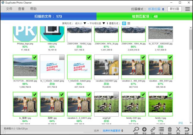 Duplicate-Photo-Cleaner找出電腦重複照片5