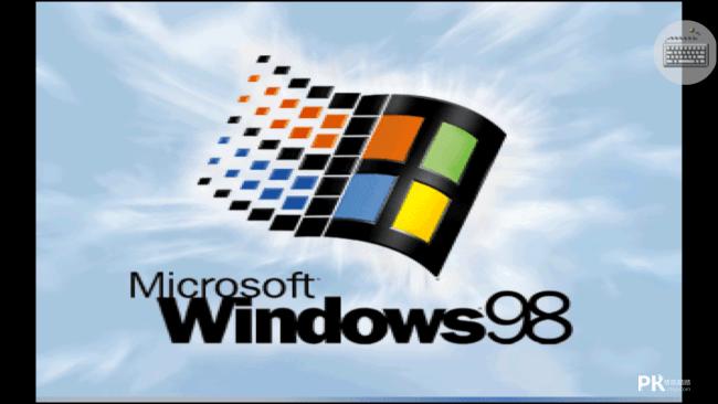 Windows98模擬器App1