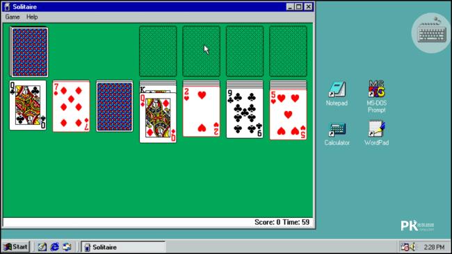 Windows98模擬器App3