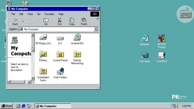 Windows98模擬器App5