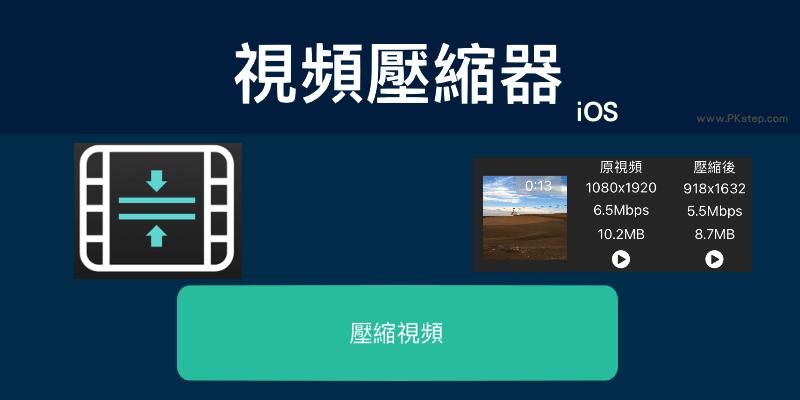 視頻壓縮器App_ios