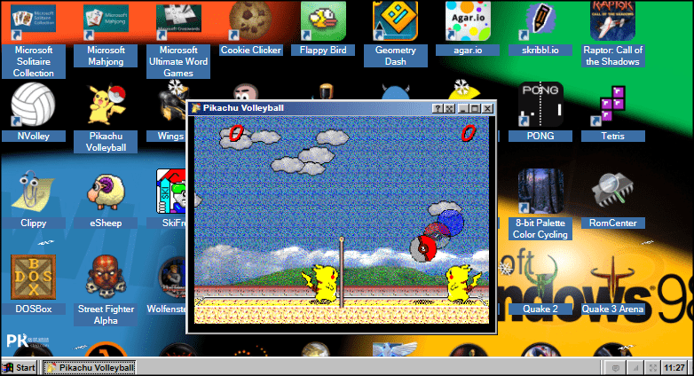 EmuOS線上Windows5模擬器4