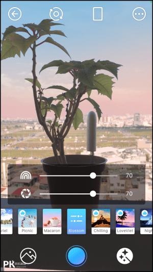 PICNIC風景濾鏡App4
