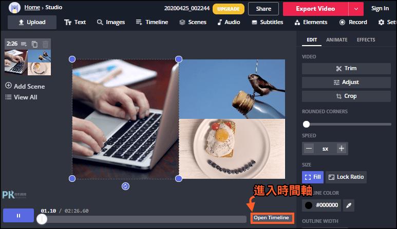 Kapwing-Collage-Maker線上影片拼貼網站3