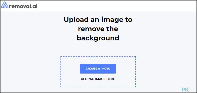 Removal-ai線上圖片剪貼摳圖1