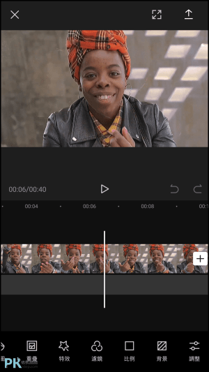 CapCut免費影片剪輯App3