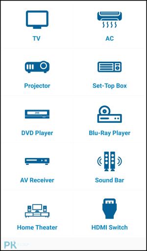 用WiFi控制電視的手機遙控器App8