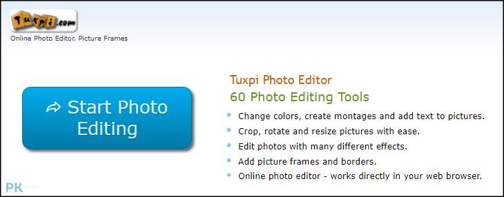 tuxpi線上圖片編輯器1