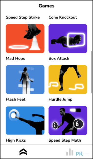 Active-Arcade互動遊戲App4