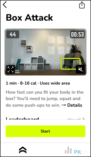 Active-Arcade互動遊戲App5