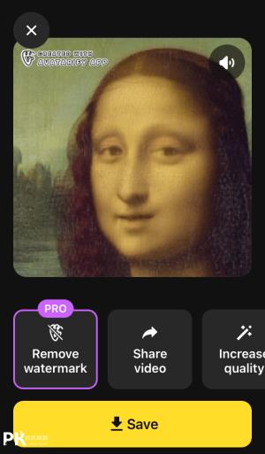 Avatarify臉部合成GIF動畫App7