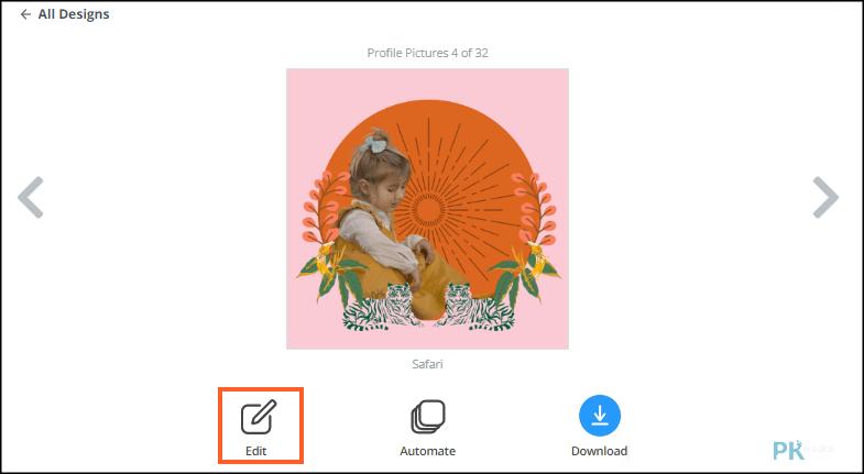 Designify線上圖片自動設計軟體4
