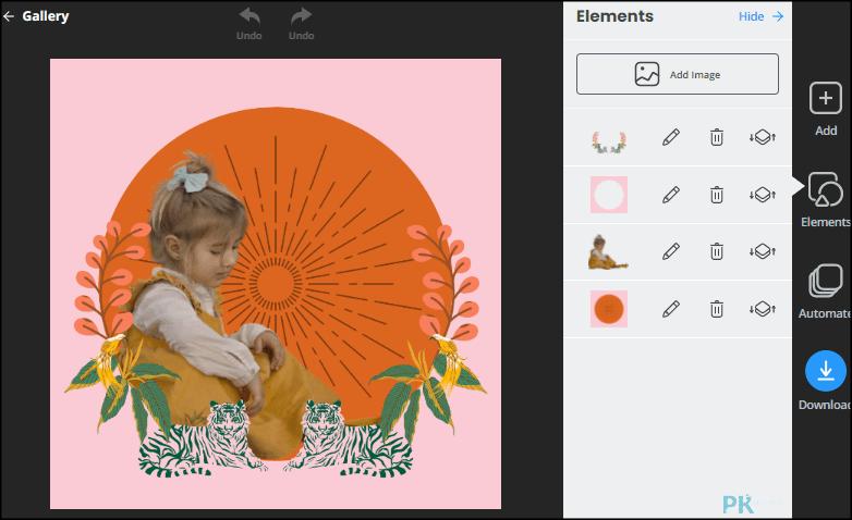 Designify線上圖片自動設計軟體5
