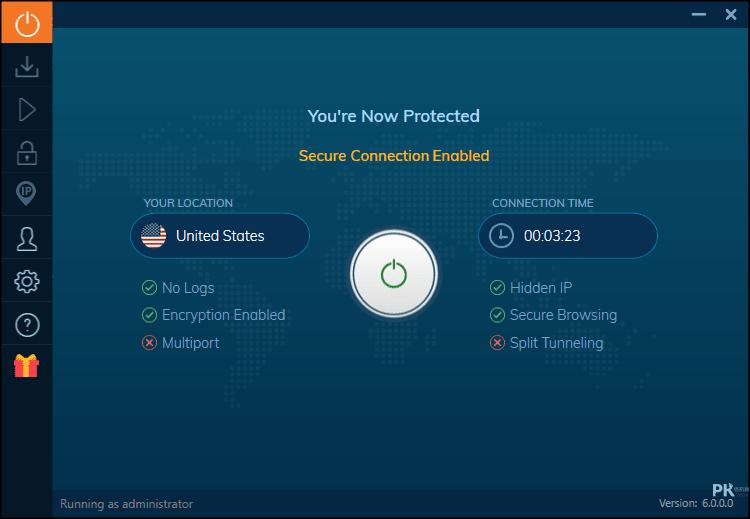 Ivacy電腦VPN軟體6