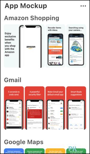 Mockup手機截圖帶殼App2