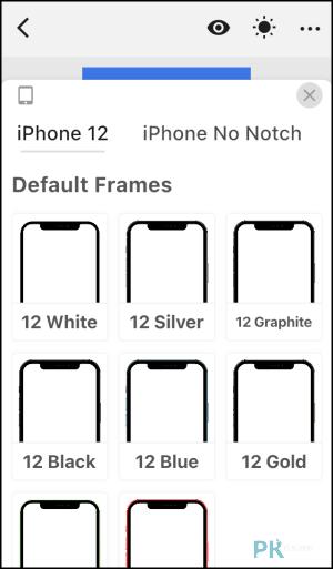 Mockup手機截圖帶殼App4