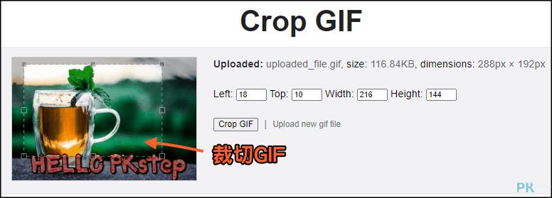 Resize-GIF線上調整GIF大小4
