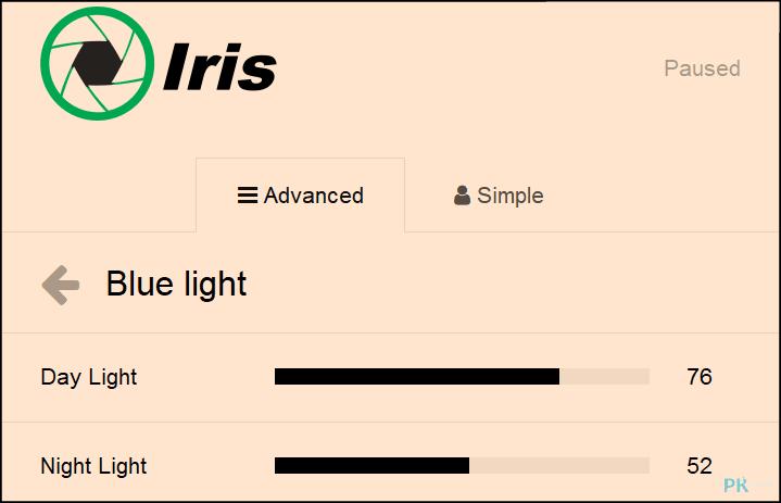 Iris保護眼睛軟體9_
