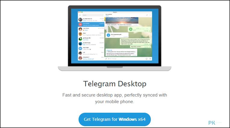 Telegram電腦版_Windows